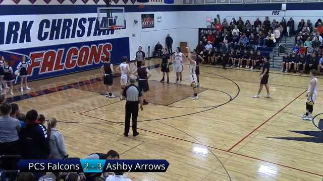 2/24/2020 7:30 PM: Park Christian vs. Ashby